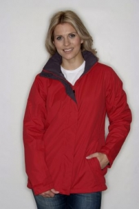 RG052 Regatta Ladies Beauford Waterproof Insulated Jacket -  image 1