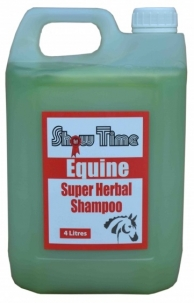 ShowTime Super Herbal Shampoo -  image 1