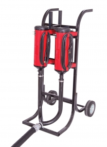 Sullivan's Totally Tuned Double Blower Cart -  image 1
