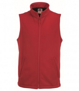 041M Russell Smart Soft Shell Gilet  -  image 4