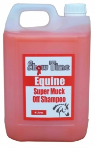 ShowTime Super Muck Off Shampoo -  image 1