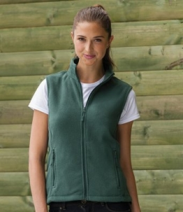 872F Russell Ladies Outdoor Fleece Gilet -  image 1