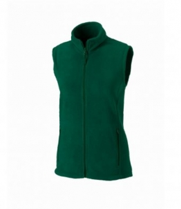 872F Russell Ladies Outdoor Fleece Gilet -  image 2