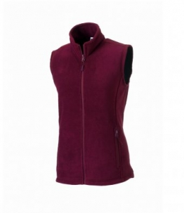 872F Russell Ladies Outdoor Fleece Gilet -  image 4