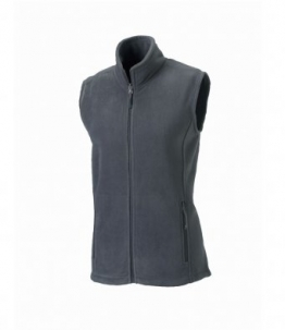872F Russell Ladies Outdoor Fleece Gilet -  image 6