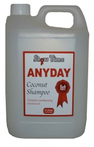 ShowTime Anyday Coconut Shampoo -  image 1