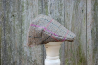 Flat Cap in Bark and Blossom -  image 1