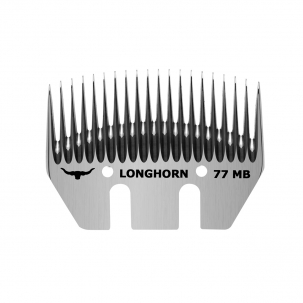 Longhorn Cattle Comb -  image 1