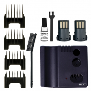 Moser Arco Rechargeable Clipper Black -  image 2