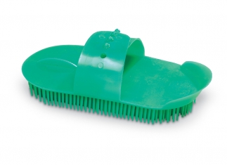 Plastic Curry Comb -  image 1