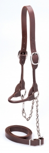 Nasco's Round Strap Leather Show Halters -  image 2