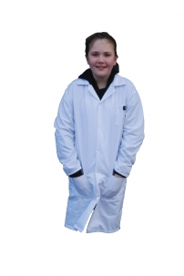 White Showing Coat-Children -  image 1