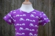 Farm Silhouette T-Shirt Purple - image 3