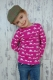 Farm Silhouette Long Sleeved Tee Pink - image 4