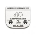 Andis CeramicEdge No. 40