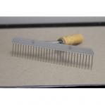 Sullivan's Skip Tooth Tiger Comb