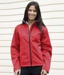 RS209F Result Core Soft Shell Jacket
