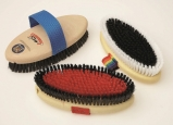 Stablemates Body Brush - Blue/Black