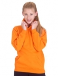 UC503 UNEEK Children's Hooded Sweatshirt