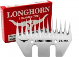 Longhorn Standard Comb