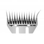 Longhorn Wide Alpaca/Cover Comb