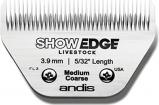 Andis ShowEdge - Medium/Coarse