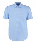 Kustom Kit Mens Short Sleeve Business Shirt