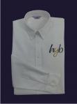 HYB Ladies - Henbury Long Sleeve Classic Oxford Shirt