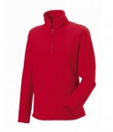 874M Russell Zip Neck Outdoor Fleece