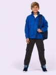 UC603 UNEEK Children's Premium Full Zip Fleece Jacket