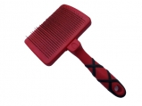 ShowTime Self-Cleaning Slicker Brush