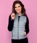 ≈≈NEW≈≈ 01437 SOL'S Ladies Wave Bodywarmer