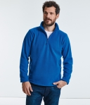 ≈≈NEW≈≈ 874M Russell Zip Neck Outdoor Fleece
